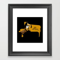 Frederic Chopin Framed Art Print