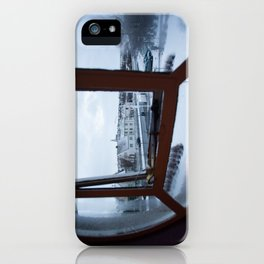 inside|outside iPhone Case