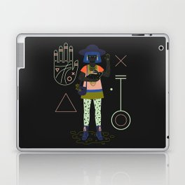 Witch Series: Palm Reader Laptop & iPad Skin