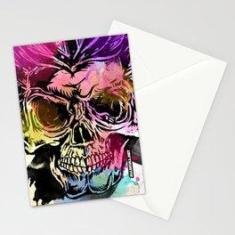 128@AllSkull™ Stationery Cards