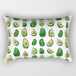 avacados Rectangular Pillow
