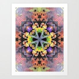 Star 1 Art Print