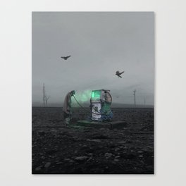 Recharge Your Mind Canvas Print