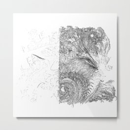 Alien planet. Vol. 2 Metal Print