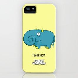 Floogalsnort iPhone Case