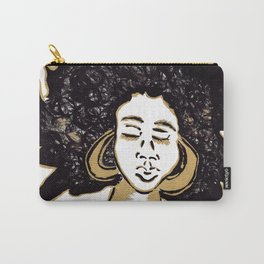 AfroGlow Carry-All Pouch