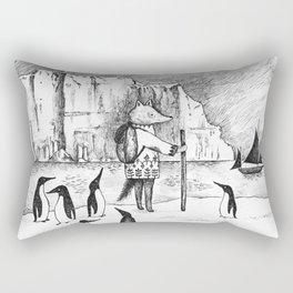 Antarctic explorer Rectangular Pillow