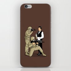 Serving in the Army iPhone & iPod Skin