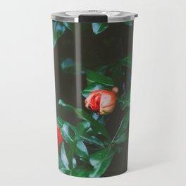 Pomegranate Study, No. 1 Travel Mug