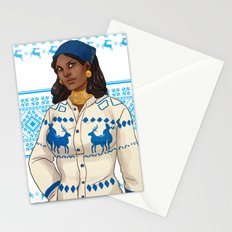 Very Merry Isabela Stationery Cards
