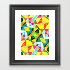 Kaleidab Framed Art Print