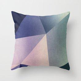 Let life be good Throw Pillow