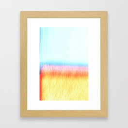Summer Haze IV Framed Art Print