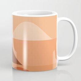 Abstraction_Mountains_Minimalism_Layers_001 Coffee Mug