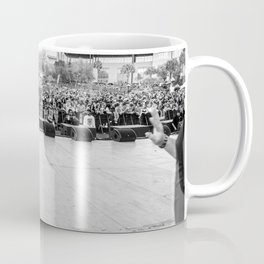 Crowd Shot from Backstage Coffee Mug