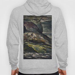 The eagle  from Milton a Poem To Justify the Ways of God to Men by William Blake(1752-1827) Hoody