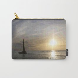 Chasing Sunsets in Hawaii Carry-All Pouch