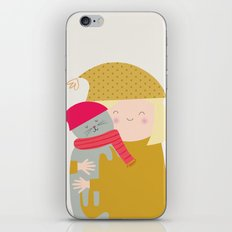 Cat Lady iPhone & iPod Skin