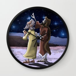 Promise to Abraham Wall Clock