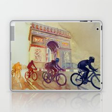 Tour de France Laptop & iPad Skin