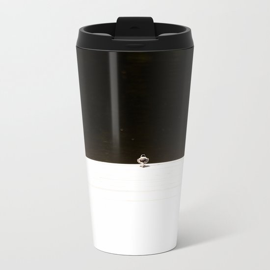 Alone Metal Travel Mug