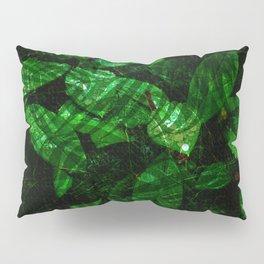 Leaves V1WL Pillow Sham