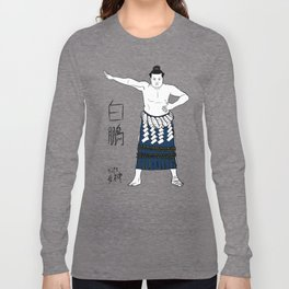 Hakuho Long Sleeve T-shirt