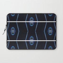 blue brain Laptop Sleeve