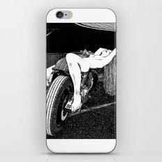asc 585 - L'étalage (The display) iPhone & iPod Skin