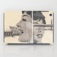 women iPad Cases featuring Women by Eugenia Perez