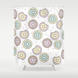 Doughnuts & Sprinkles Shower Curtain