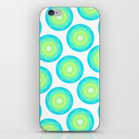 geo iPhone & iPod Skins featuring Geo by Anchobee