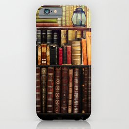 The Cozy Cottage Reading Nook iPhone Case