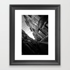 Cours Julien  Framed Art Print