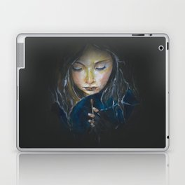 Little Match Girl Laptop & iPad Skin