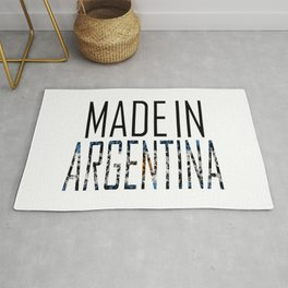 Made In Argentina Rug