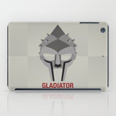GLADIATOR iPad Case