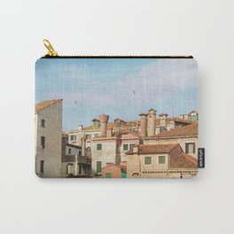 A Venetian View Carry-All Pouch