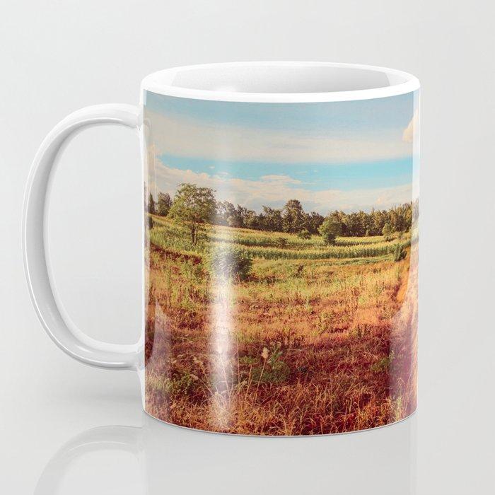 My Heart in The Country Coffee Mug