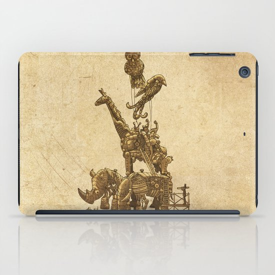 Mechanical Menagerie  iPad Case