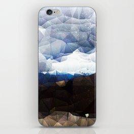 Storm On The Blueridge iPhone Skin