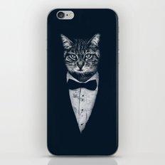 Mr Cat iPhone & iPod Skin