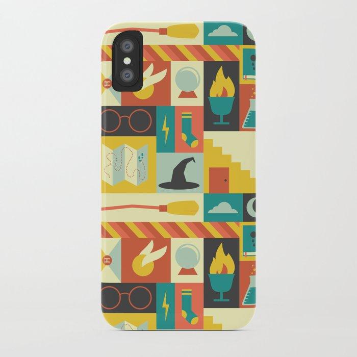 King's Cross - Harry Potter iPhone Case