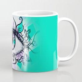 Free Yourself Geometric Coffee Mug