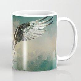 Osprey In Flight Coffee Mug