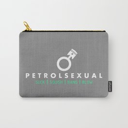 PETROLSEXUAL v6 HQvector Carry-All Pouch