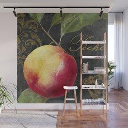 Melange Peach Wall Mural