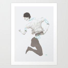 CIRCUITRY SURGERY 6 Art Print