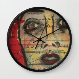 Sartre, The Imagination Wall Clock