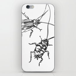 Cucaracha #5 iPhone Skin
